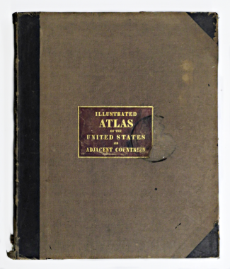 Book Antique Geography An Illustrated Atlas geographical