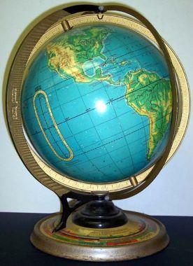 Dating a cram s globe