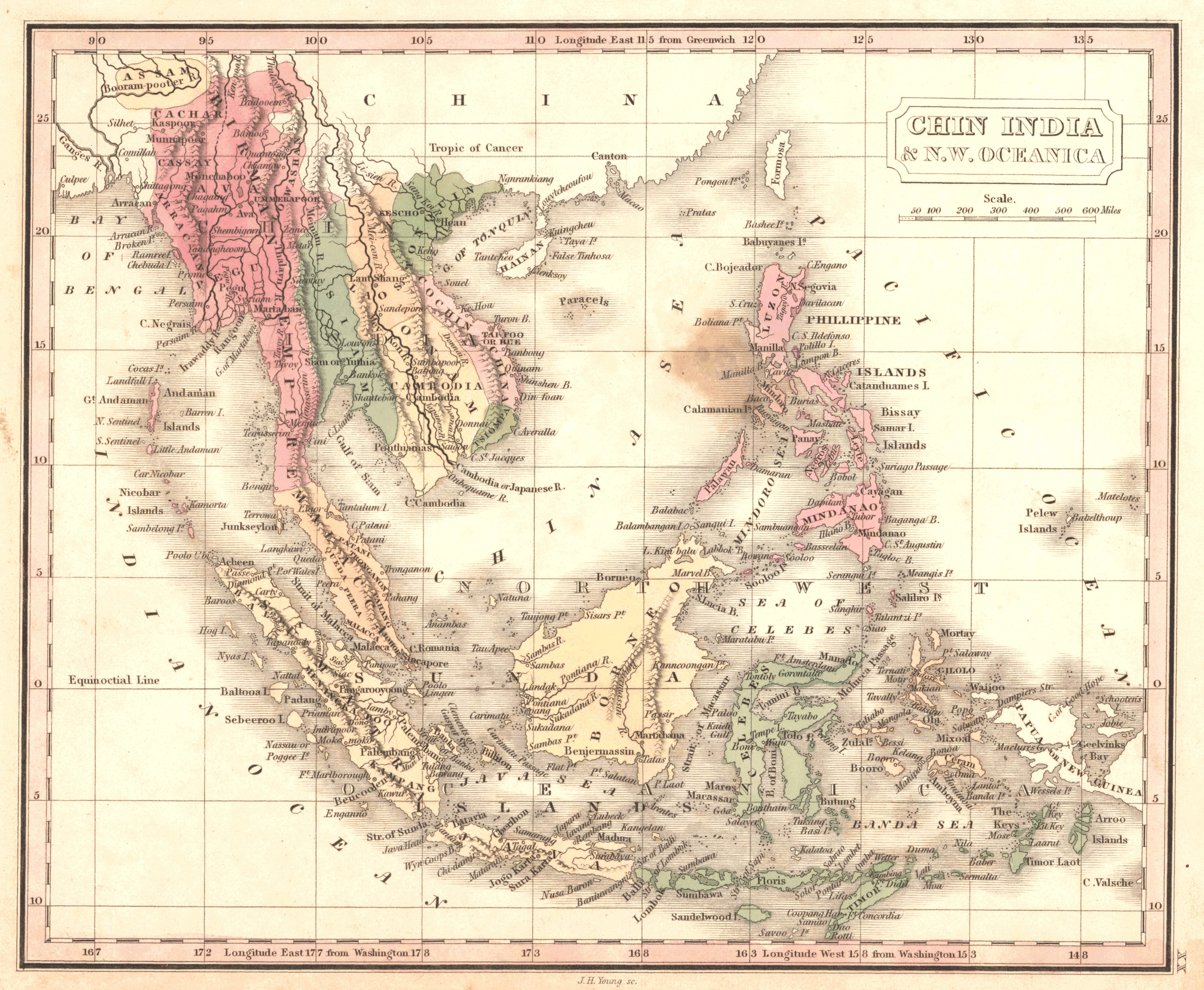 Absolutely Vintage maps singapore